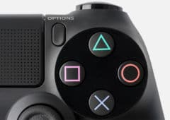 playstation manette