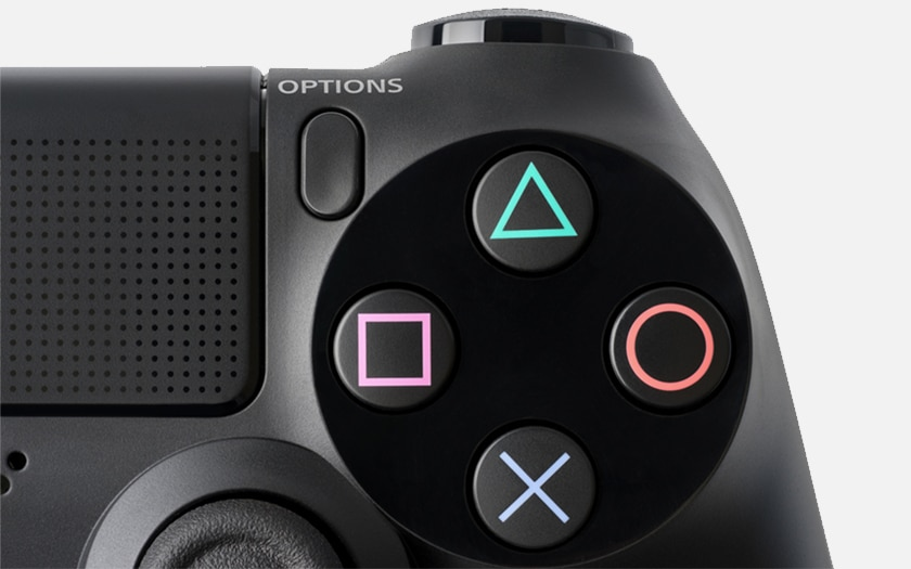 Manette Dualshock PlayStation