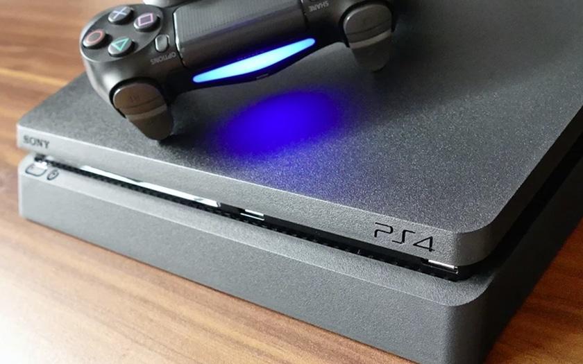 Une PS4