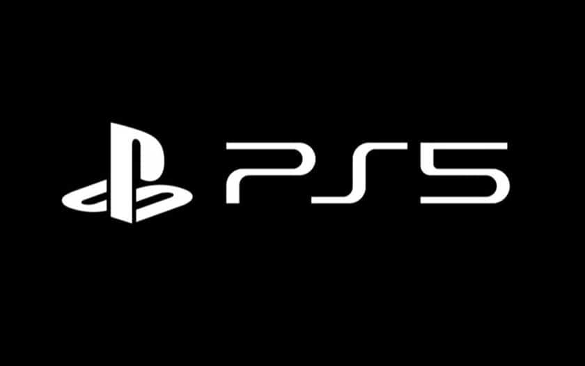 Logo officiel de la PS5