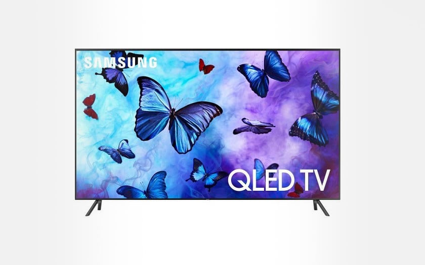 SAMSUNG 55Q6FN TV QLED