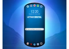 samsung brevet smartphone triple ecran arrondi