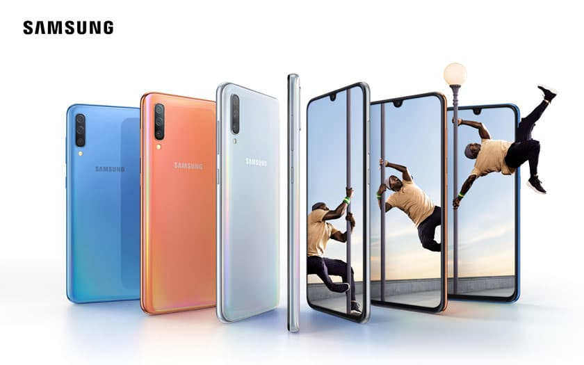 Galaxy A: Samsung will continue to multiply models in 2020