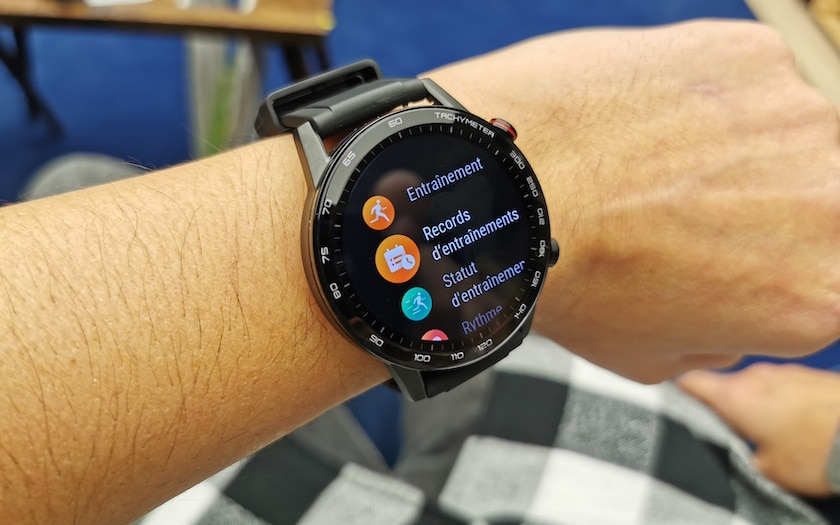 Test Honor MagicWatch 2