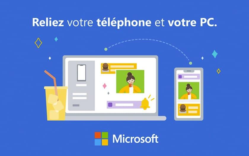 Votre Téléphone Windows 10