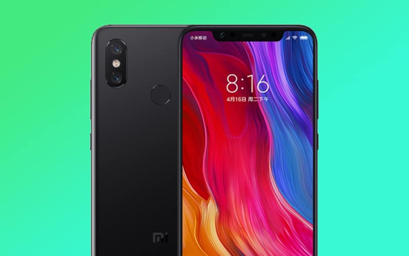 xiaomi déploie android 10 mi 8