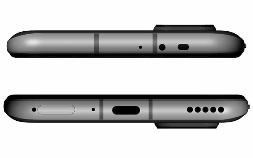 Huawei P40 8 sensors