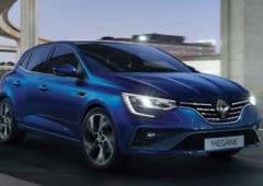 Renault Megane 4 restyle