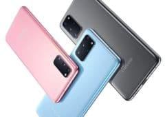Samsung Galaxy S20plus