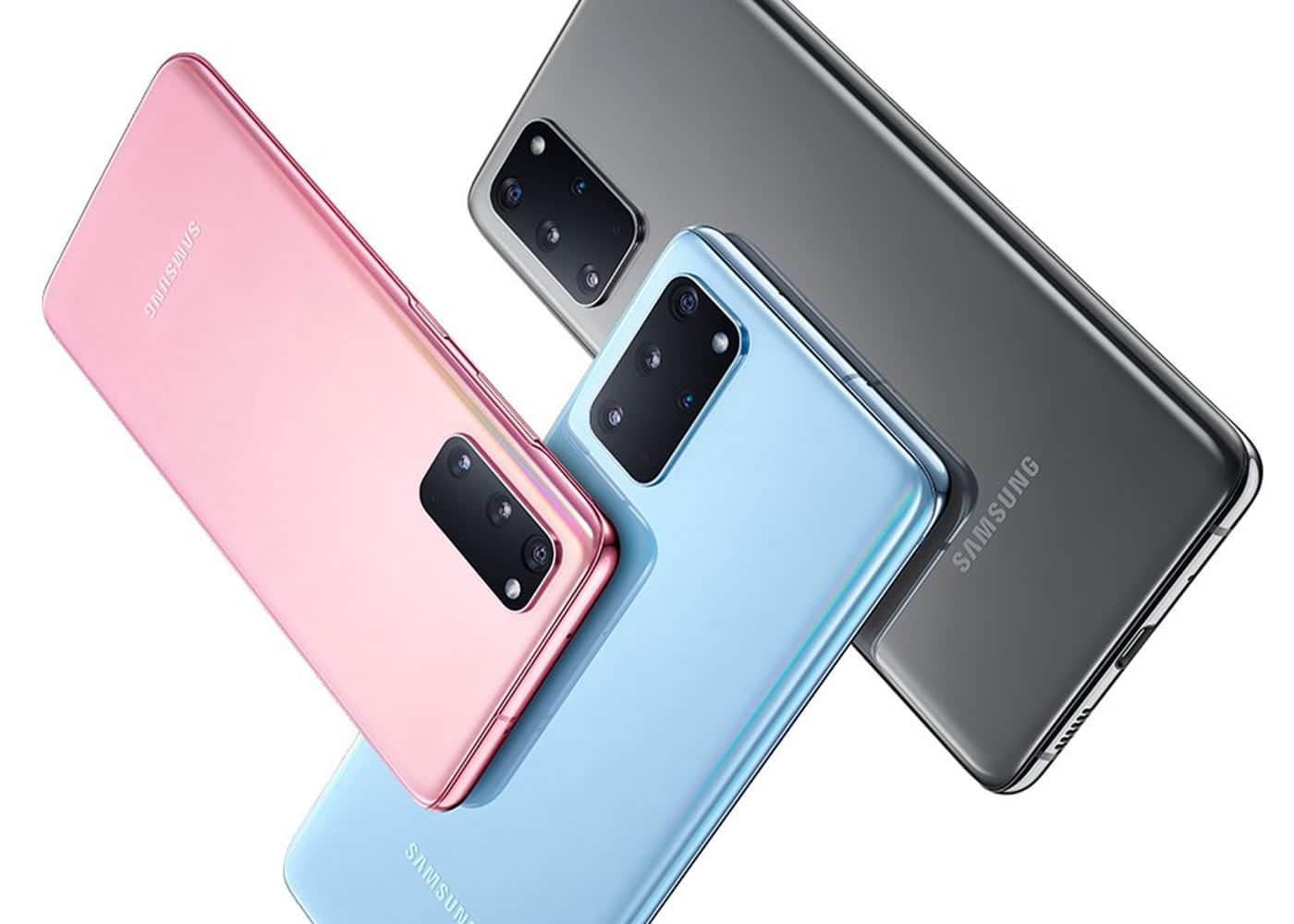 Galaxy S20, S20+ et S20 Ultra officiels