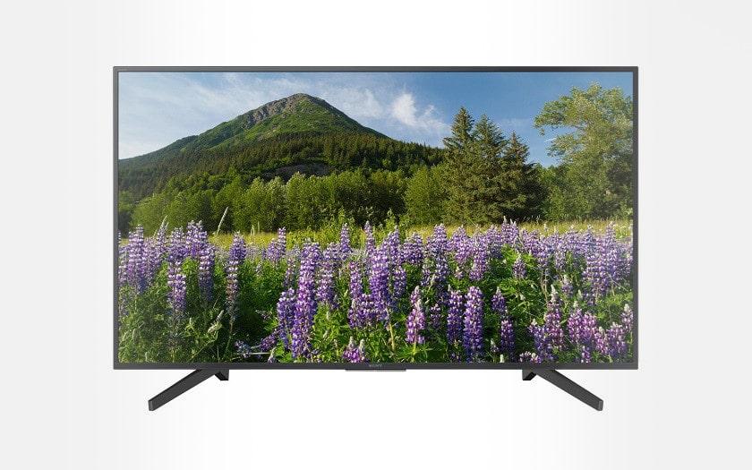 TV Sony Bravia KD65XF7096BAEP