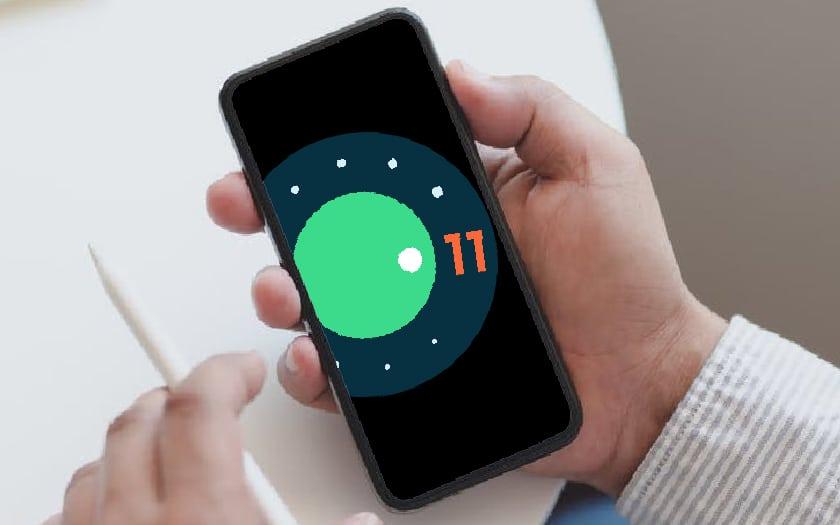 android 11 nouveautés