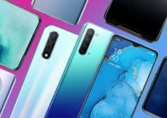 antutu top smartphones android plus puissants janvier 2020