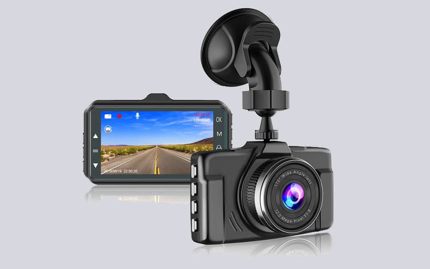 Dashcam Chortau Bt12