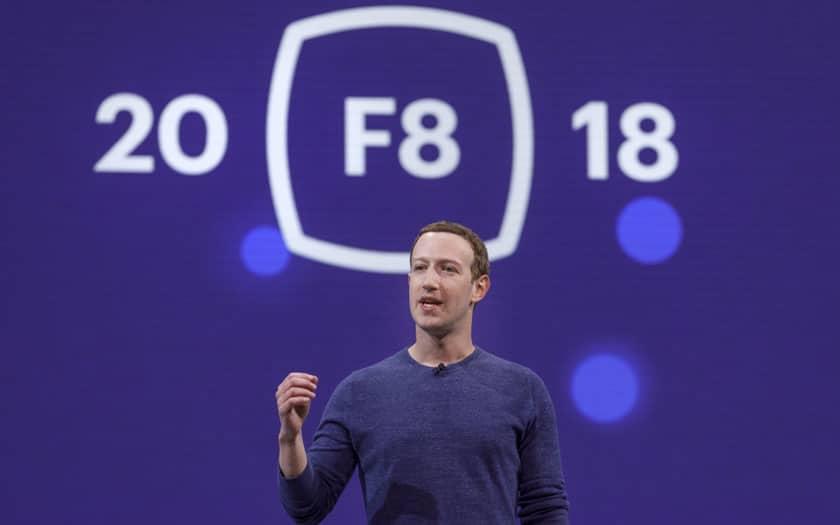 facebook annule conférence f8 coronavirus