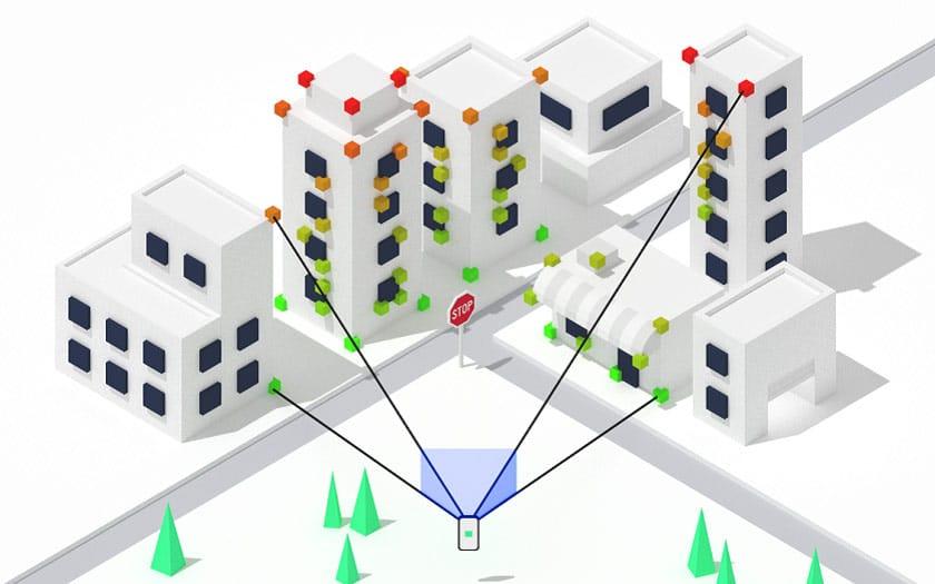 Facebook pourra vous localiser sans GPS