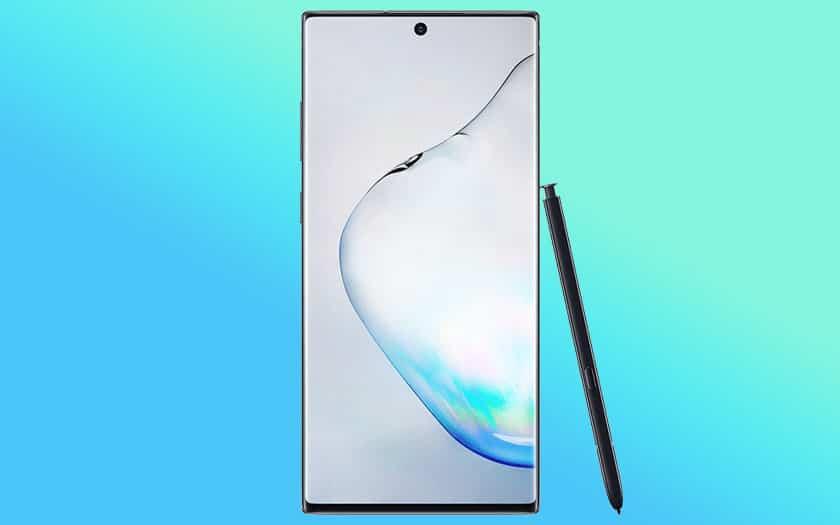 Galaxy Note 10 : une mise à jour améliore la reconnaissance faciale et les gestes de navigation - PhonAndroid.com