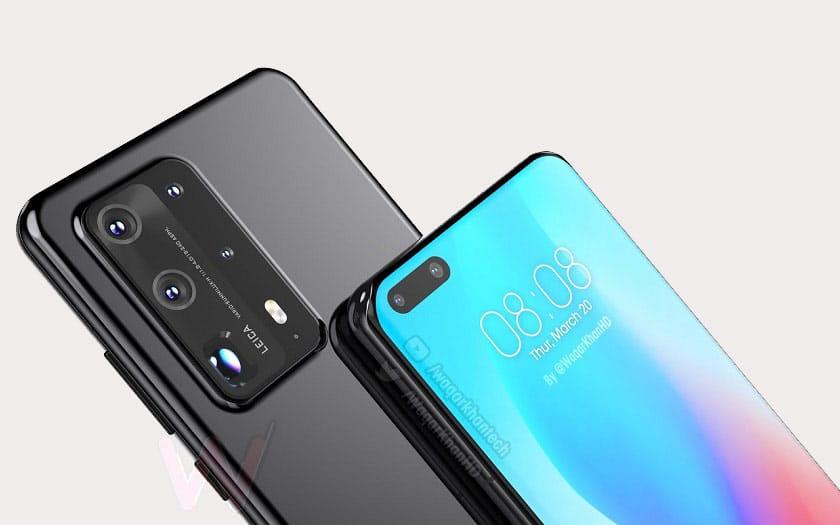 Huawei p40 présentation le 26 mars