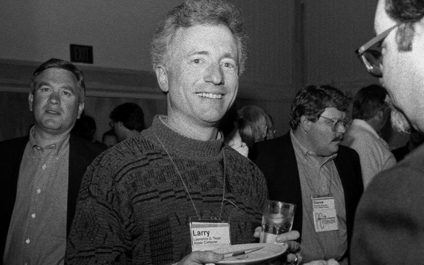 L'inventeur du copier-coller, Larry Tesler, est mort - PhonAndroid.com