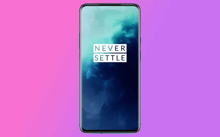oneplus 7t pro meilleur smartphone 2019