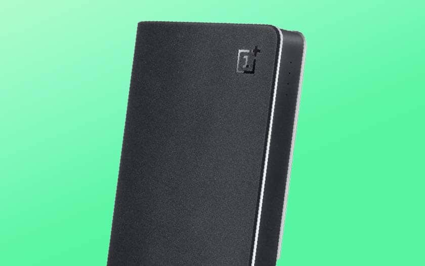 oneplus batterie externe recharge rapide