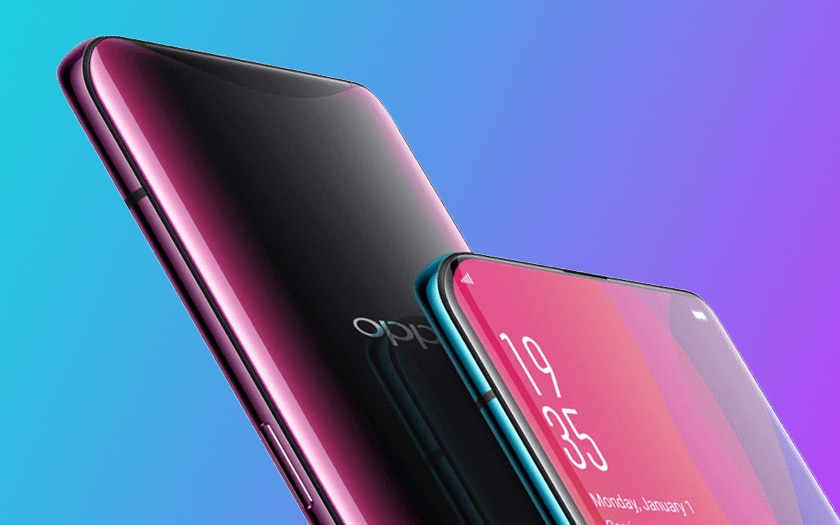 oppo find x2 fiche technique