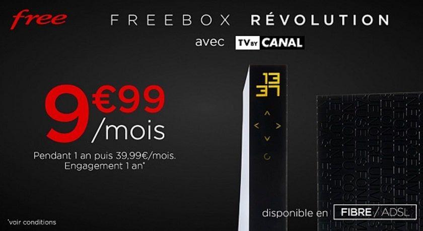promo vente privee freebox revolution