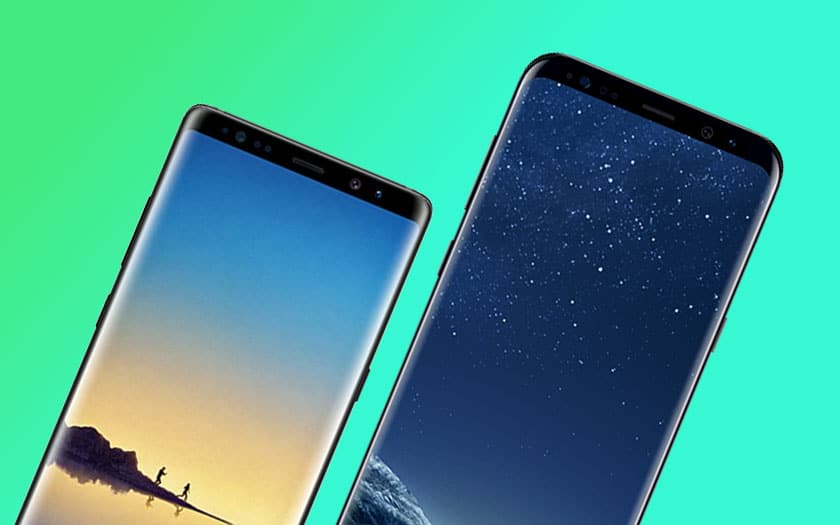 samsung galaxy s8 note 8 pas android 10