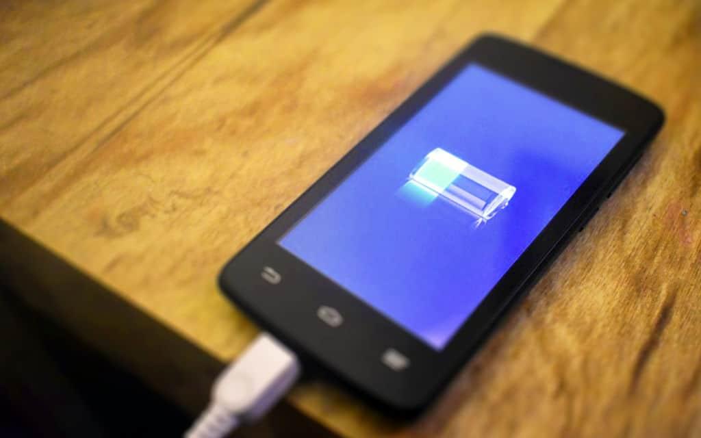 Google Batterie