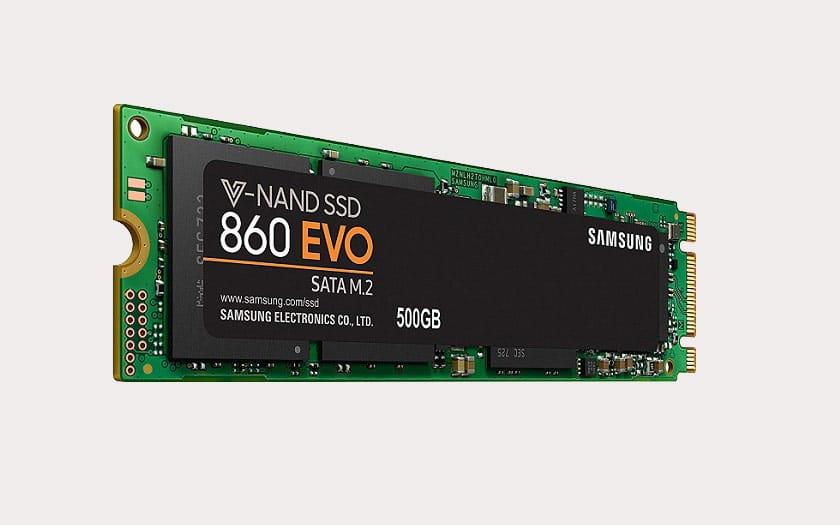 Samsung SSD 860 M2