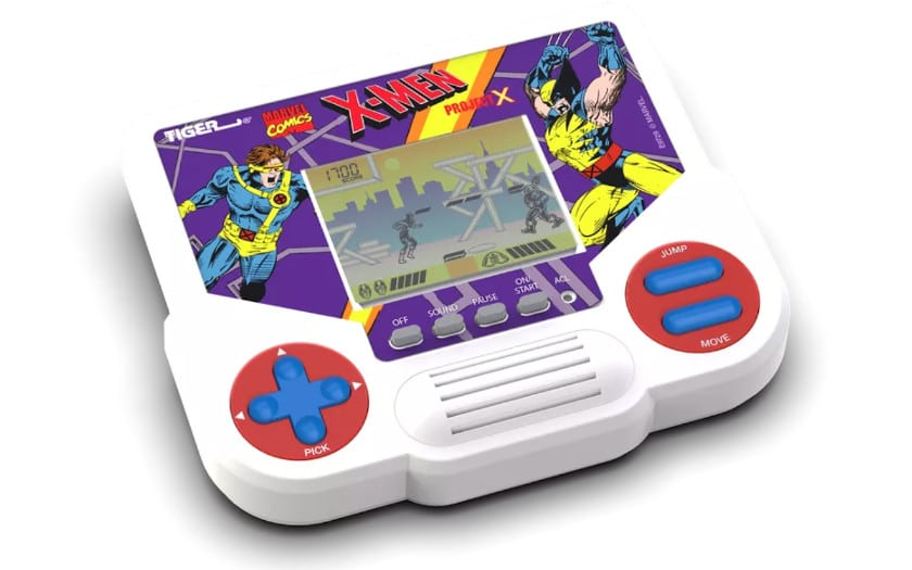 tiger electronics jeu lcd retro