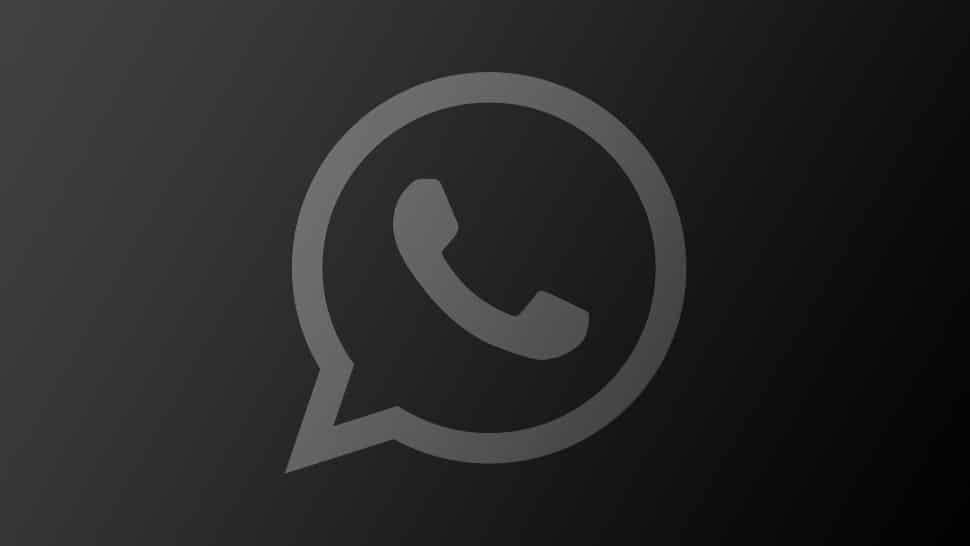Mode sombre WhatsApp