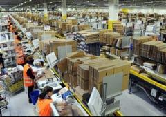 Amazon entrepot