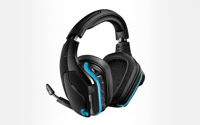 Logitech G935 headset best gaming headsets