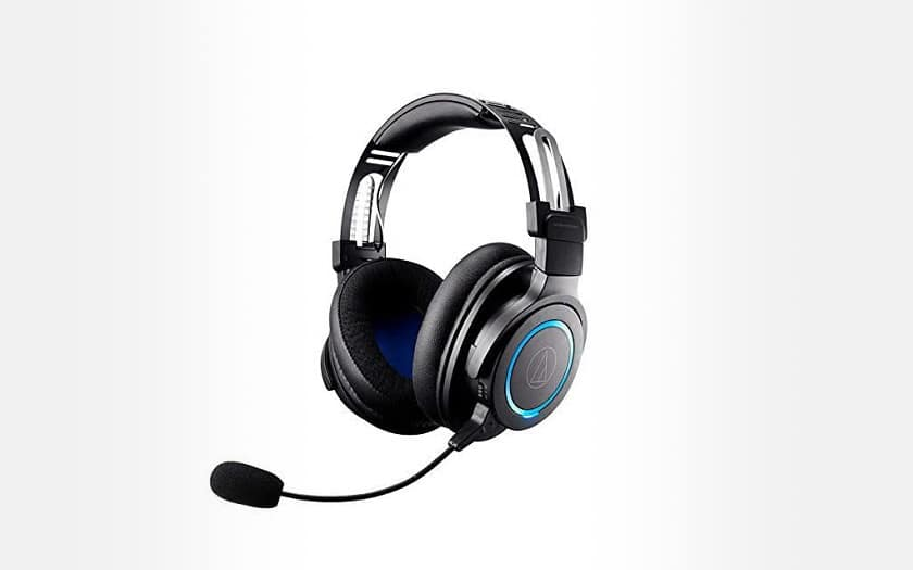 Casque audio Audio Technoca ATH-G1WL