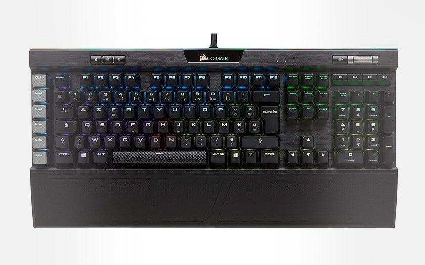 Corsair K95 Keyboard