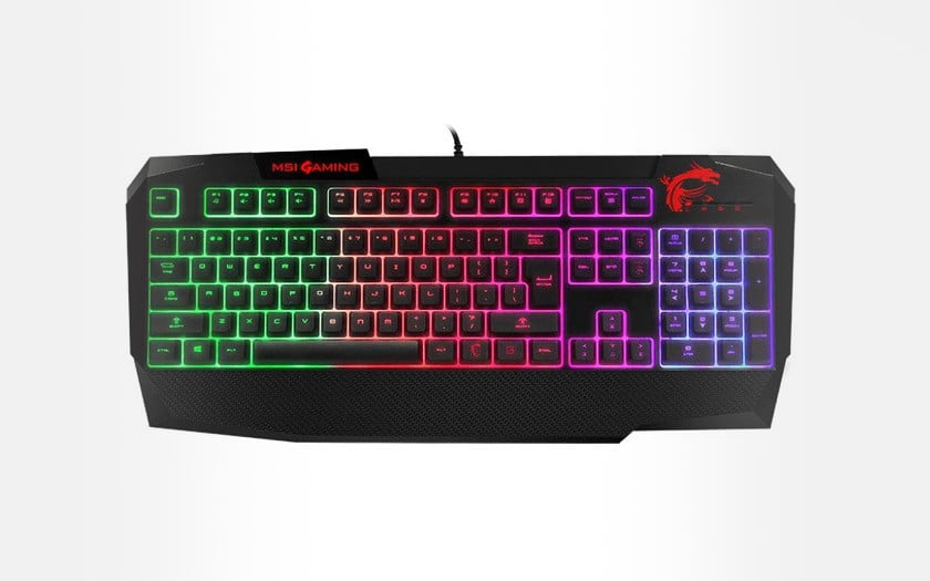 MSI Vigor GK40 Keyboard