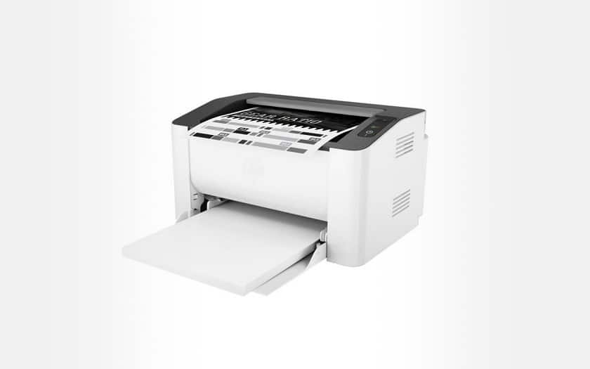 imprimante HP Laser 107a pas chère