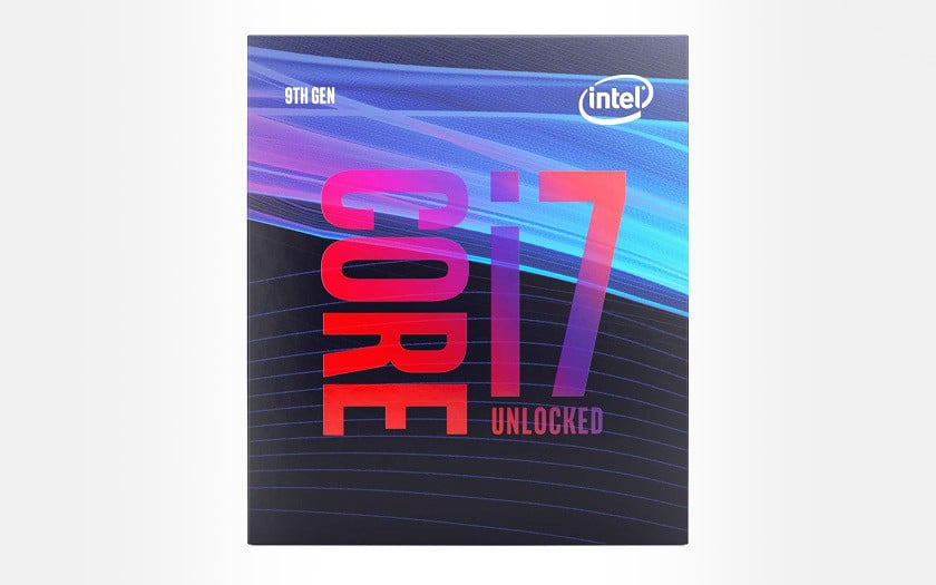 Intel Core i7-9700K Coffee Lake