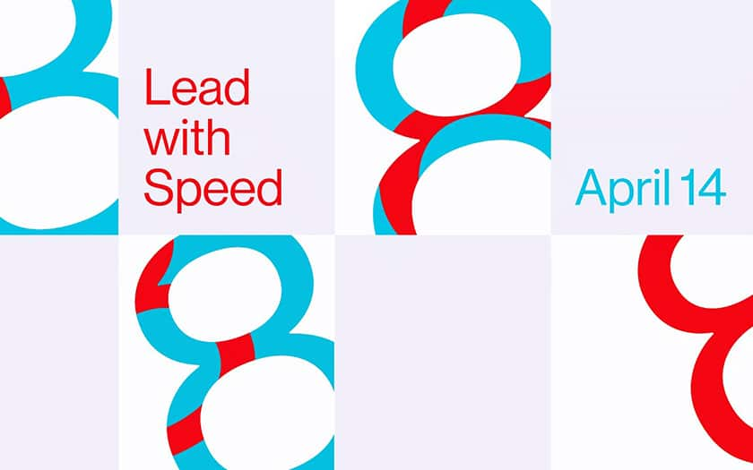 OnePlus 8 Lancement