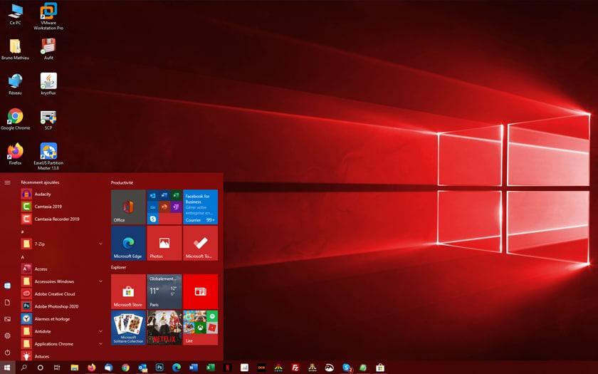 Windows 10 Faille Securite