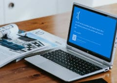 Windows 10 PC Ecran Bleu