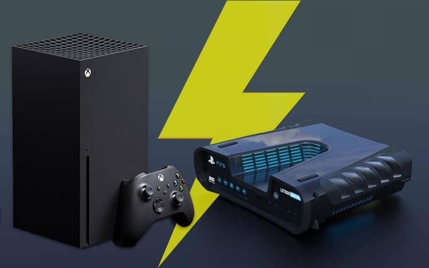 Comparatif puissance Xbox Series X vs PS5