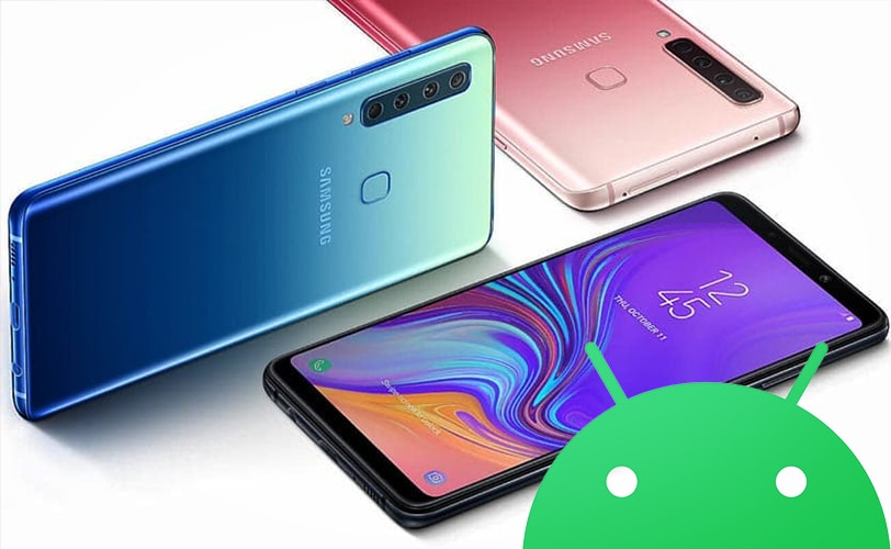 Galaxy A9 Android 10