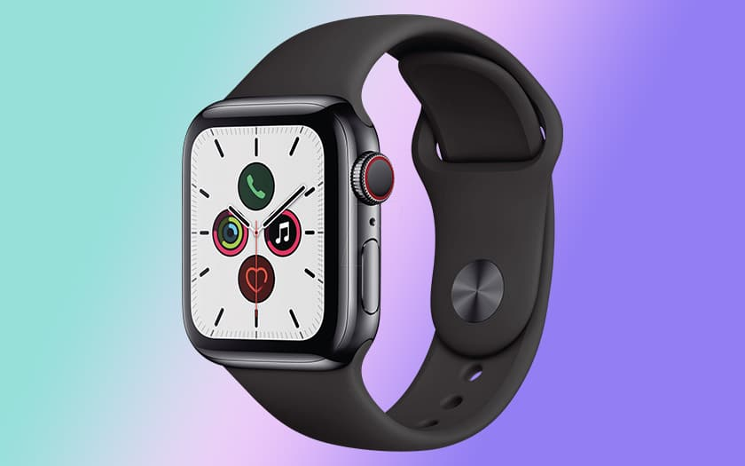 apple watch series 6 mesurer oxygène sang
