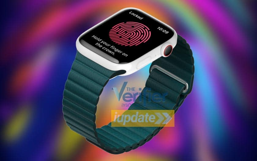 apple watch series 6 touch id