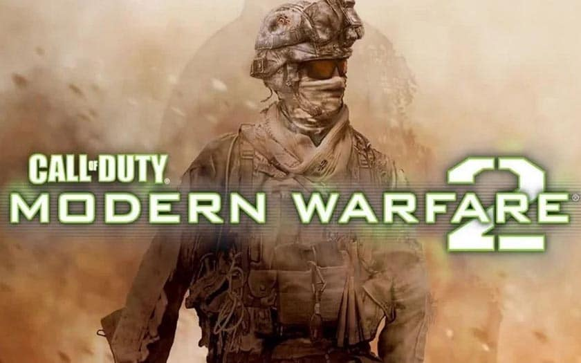 call of duty modern warfare remastered sortie bande annonce