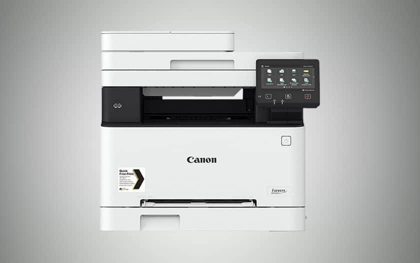 Imprimante laser couleur Canon i-SENSYS MF643Cdw