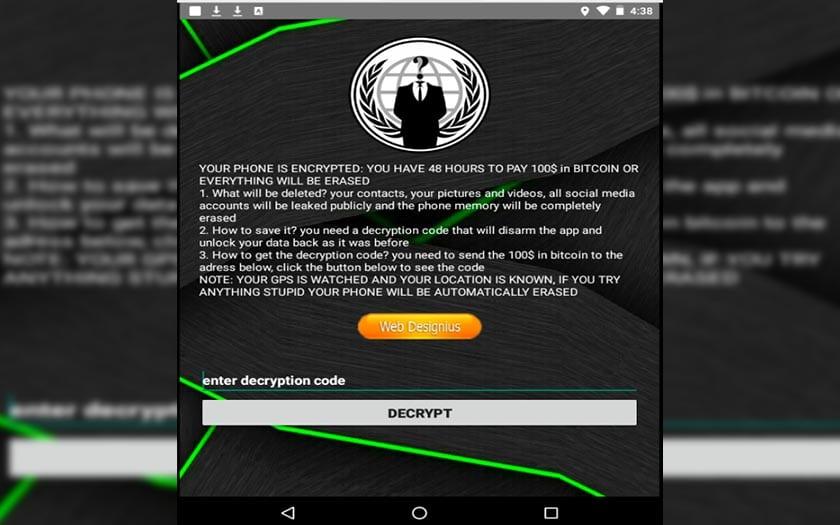 coronavirus malware android ransomware
