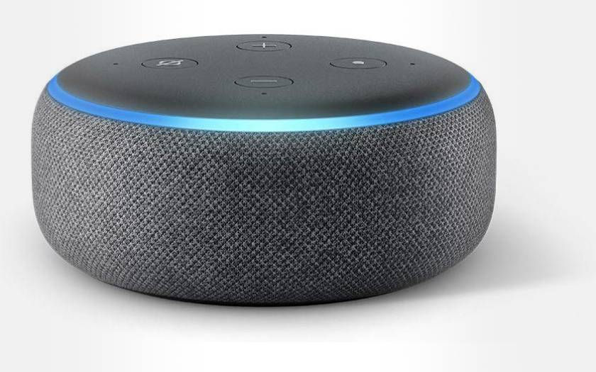 French Days Amazon Echo Dot 3